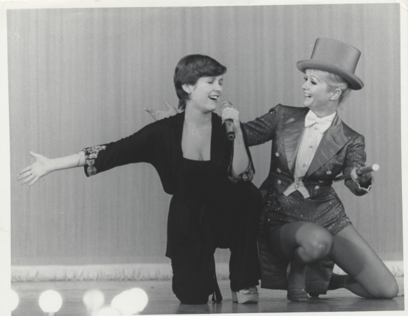 Carrie Fisher & Debbie Reynolds Films Among Spotlight on Documentary Section of NYFF54