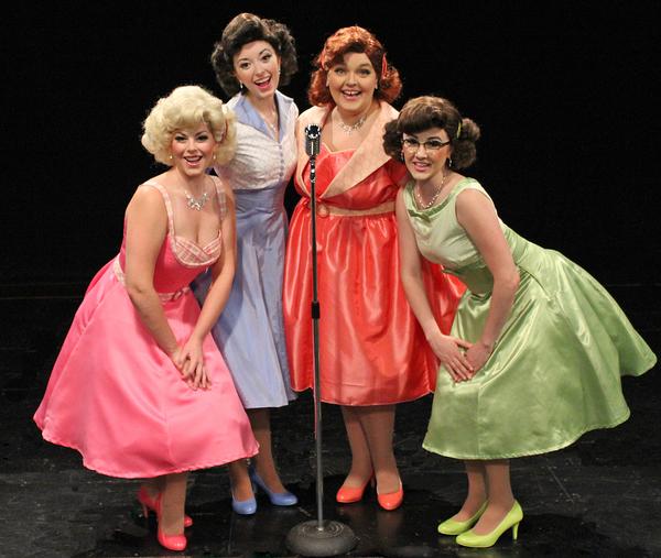 Hannah Zilber, Lizzy Miller, Joyana Loraine Feller and Bridget Elise Yingling Photo