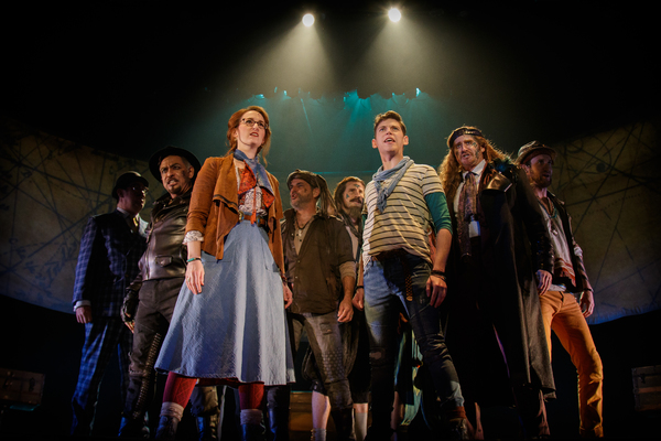 Photo Flash: First Look at Jimmy Bain and More in TREASURE ISLAND in the Finger Lakes