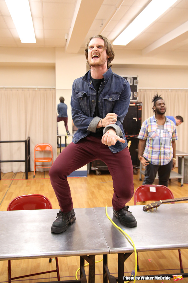 Photo Coverage: How Do You Measure 20 Years? RENT Preps to Launch 20th Anniversary Tour!