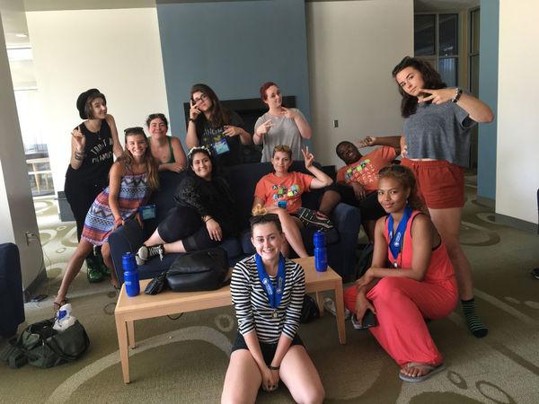 BWW Blog: Sarah Osman - #ThesFest16! - International Thespian Festival (Nationals) in Lincoln, Nebraska