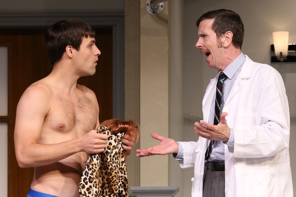 Photo Flash: First Look at WHAT THE BUTLER SAW at Westport Country Playhouse