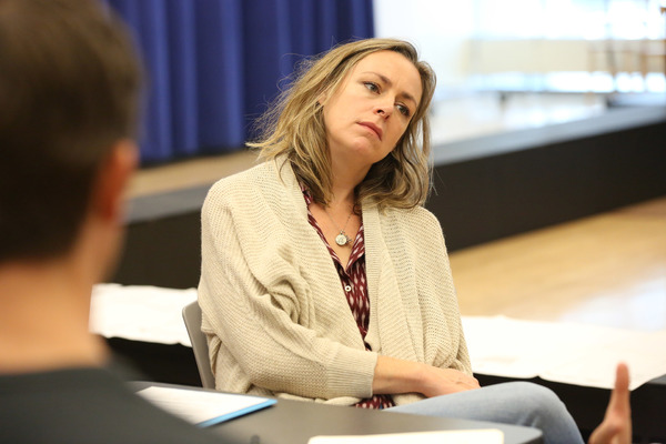 Photo Flash: In Rehearsal with A VIEW FROM THE BRIDGE at the Ahmanson