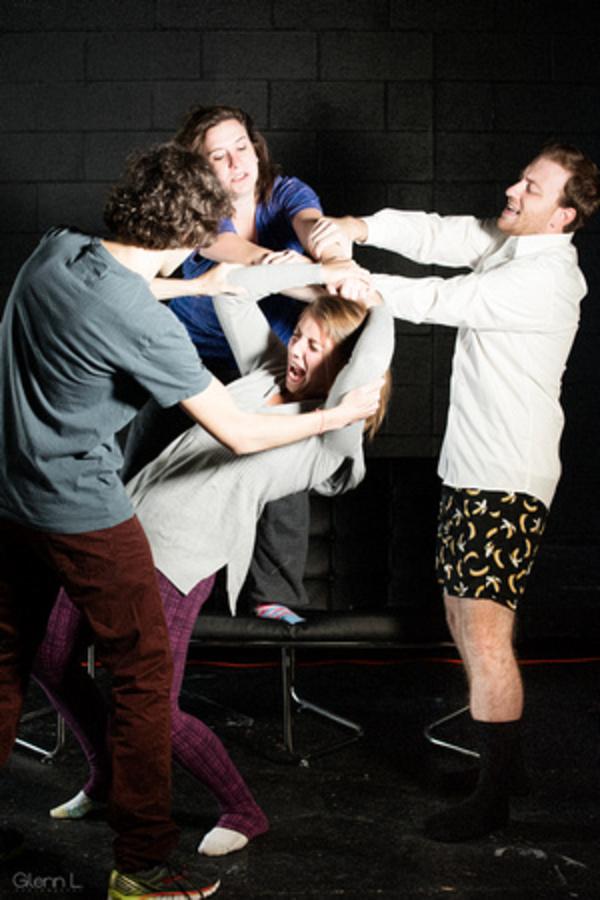 Photo Flash: Black Box Studios Presents BAD JEWS