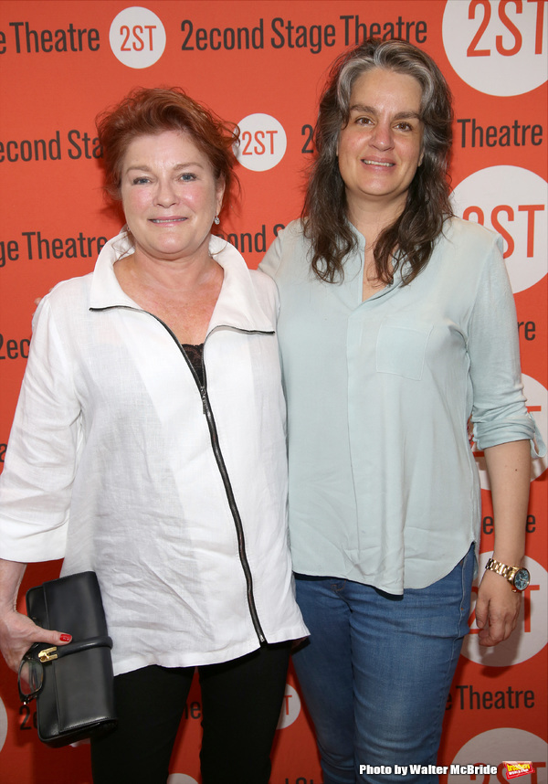 Kate Mulgrew and Pam MacKinnon