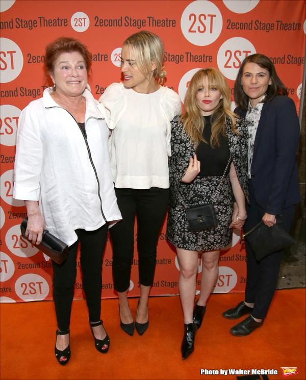 Kate Mulgrew, Taylor Schilling, Natasha Lyonne and Clea Duvall   Photo