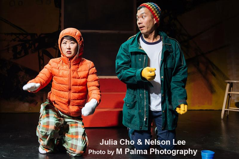 BWW Review: Dynamite Production of THE TWO KIDS THAT BLOW SHI*T UP
