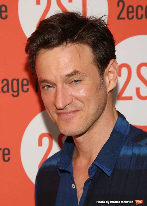 Photo Coverage: Second Stage's THE LAYOVER Celebrates Opening Night!