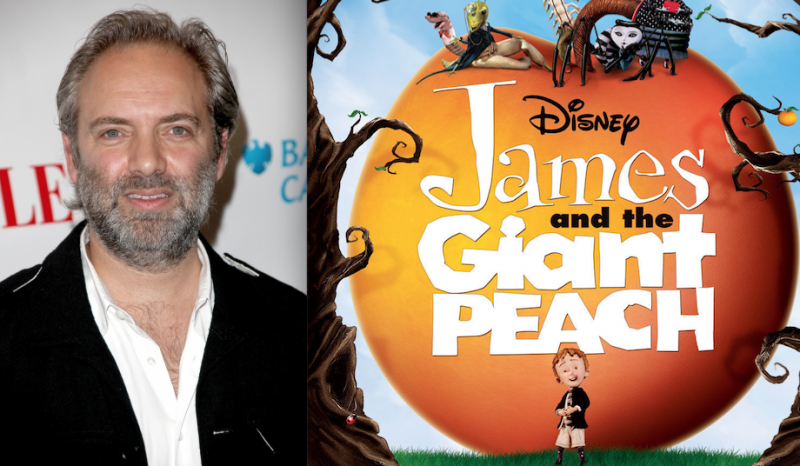 Sam Mendes In Talks to Direct Live-Action JAMES AND THE GIANT PEACH for Disney