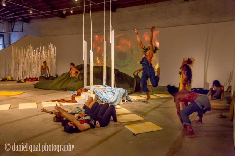 BWW Review: RE(D)GENERATION Comes from the Earth 