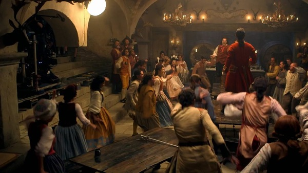 Photo Flash: Sneak Peek at Josh Gad and More in Stills from Disney's Live-Action BEAUTY AND THE BEAST