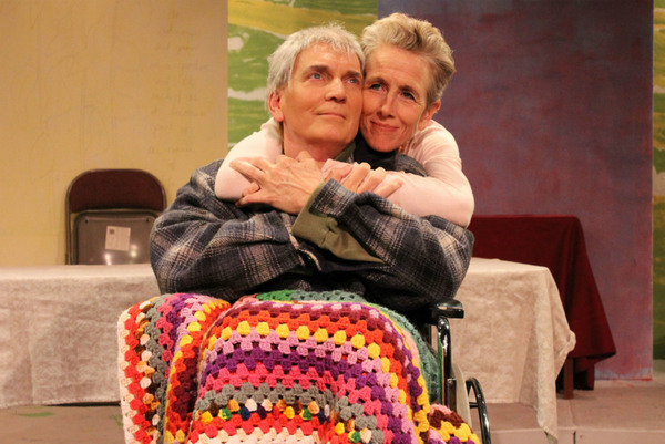 Doug Haverty and Lauren Peterson Photo