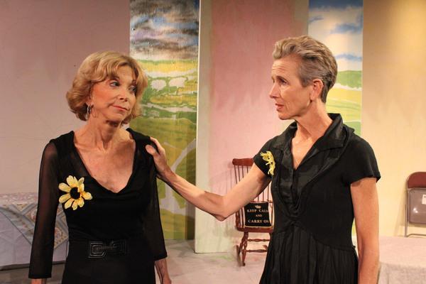 Michele Bernath and Lauren Peterson