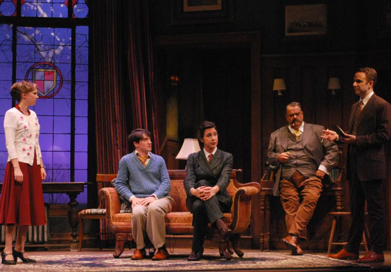 BWW Review: Watch It Ensnare Us All with THE MOUSETRAP at Cape Playhouse