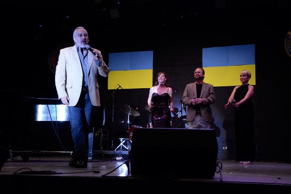 Danny Zolli, Rita Harvey, Craig Schulman and Carter Calvert Photo