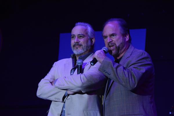 Danny Zolli and Craig Schulman