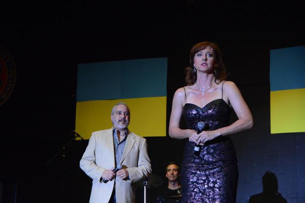 Danny Zolli and Rita Harvey