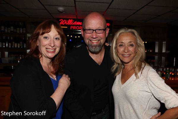 Lorinda Lisitza, Scott Coulter, Eda Sorokoff Photo