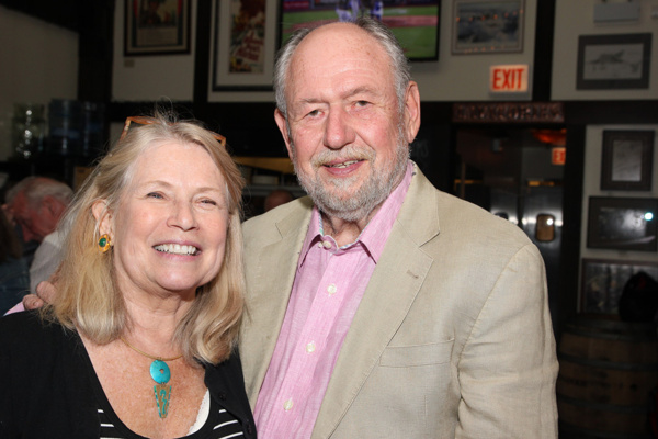 Marcelle McVay and Dennis Zacek