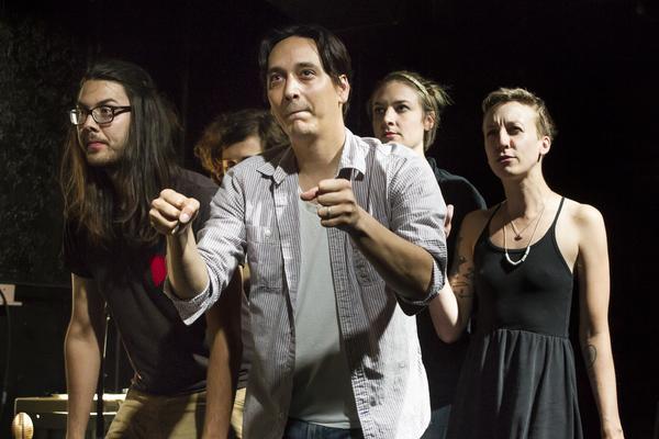 Photo Flash: Sneak Peek at The Neo-Futurists' SATURN RETURNS World Premiere