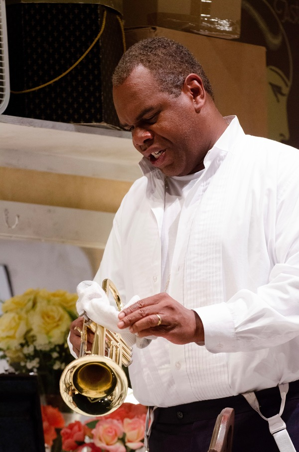 Photo Flash: Mosaic Theatre Presents SATCHMO AT THE WALDORF