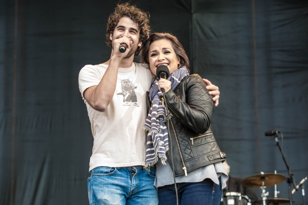 BWW Interview: Back for More- Darren Criss Reveals Details on the Return of The Great Elsie Fest!