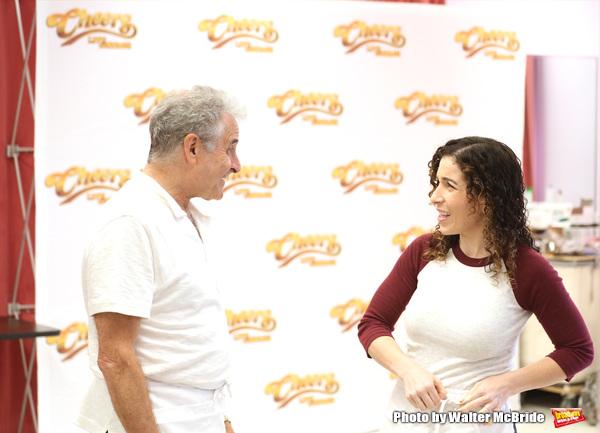 Barry Pearl and Sarah Sirota