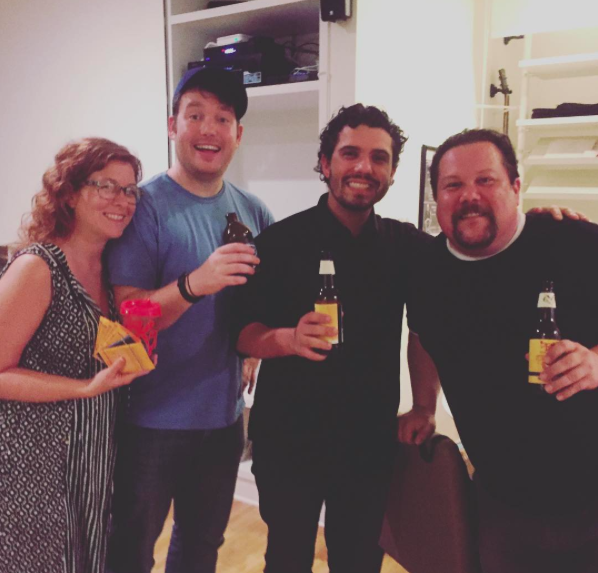 Broadwaysted Podcast Welcomes Caricature Artist and Actor Justin 'Squigs' Robertson