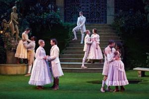 Regional Roundup: Top 10 Stories This Week Around the Broadway World - 9/2; SPRING AWAKENING in Tampa, Kathleen Marshall's LOVE'S LABOR'S LOST at the Old Globe and More!
