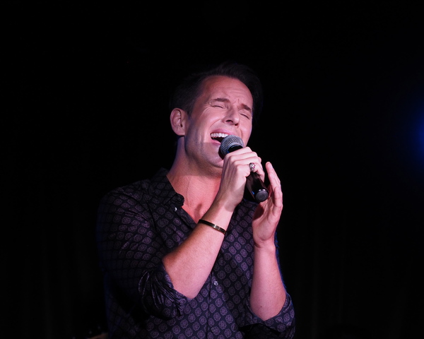 Photo Coverage: KURTIS SIMMONS LIVE at Rockwell Table and Stage