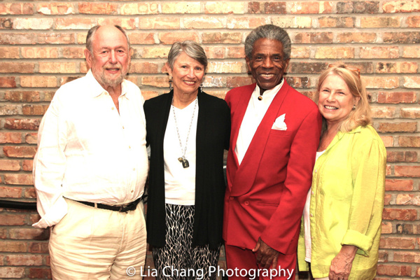 Photo Flash: Chicago Turns Out for André De Shields' CONFESSIONS OF A P.I.M.P. at Victory Gardens