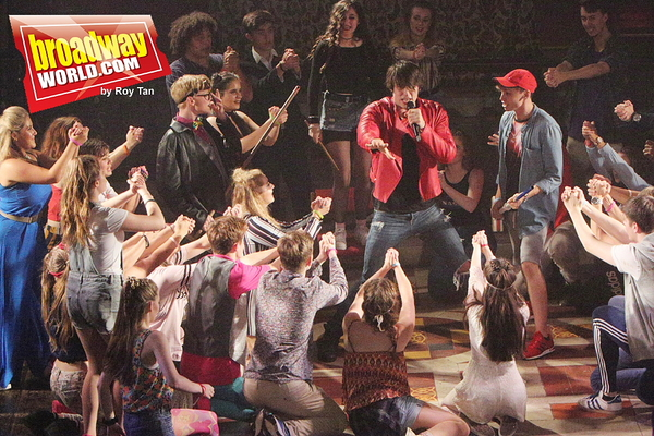 Photo Coverage: First Look at GODSPELL at St. Paul's Church in Covent Garden