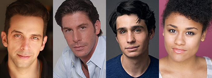 Nick Cordero, Richard H. Blake, Bobby Conte Thornton, Ariana DeBose and More to Lead A BRONX TALE on Broadway