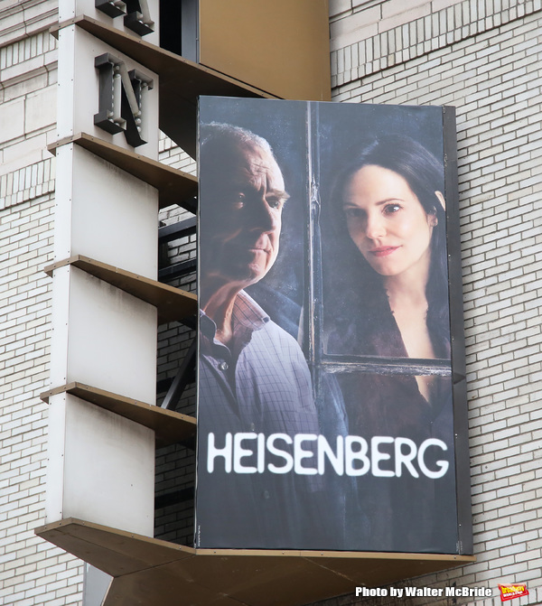 Photo Coverage: Meet the Company of HEISENBERG on Broadway!