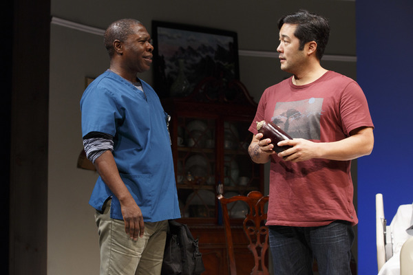 Michael Potts & Tim Kang