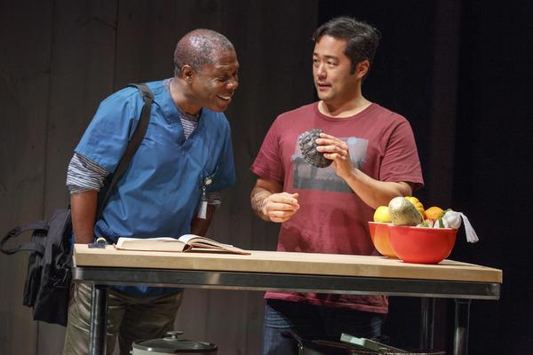 Michael Potts & Tim Kang