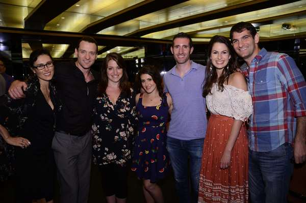 Photos and Video: THE GOLDEN BRIDE Marks Closing Night Off-Broadway