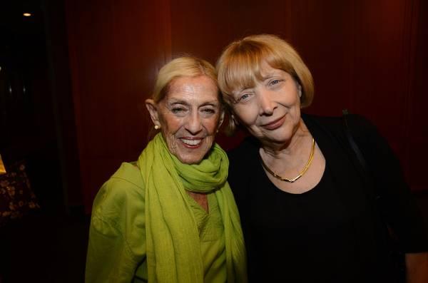 Sondra Lee and Bryna Wasserman
