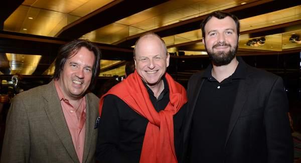 Beck Lee, Douglas Denoff, Christopher Massimine