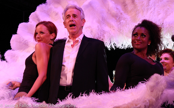 James Naughton and the cast of Chicago