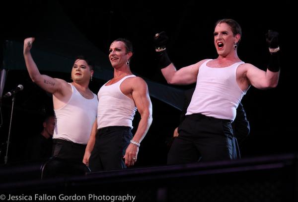 Chris Newcomer, Matt Deming and R. Lowe