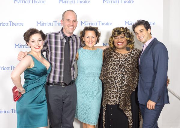 Angela Ingersoll, Jason Grimm, Marya Grandy, Felicia P. Fields, Ari Butler Photo