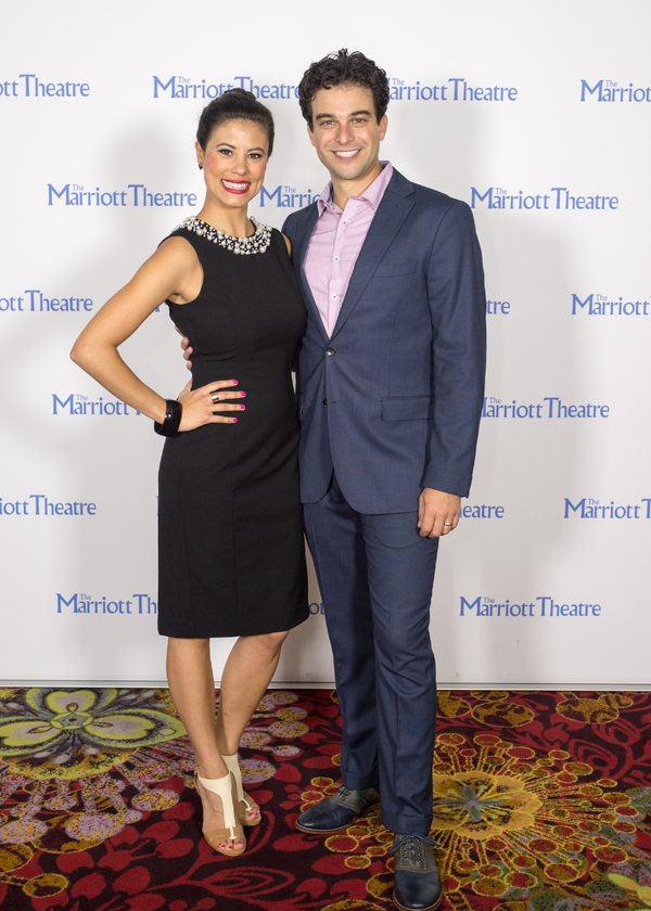 Photo Flash: Opening Night of HOW TO SUCCEED IN BUSINESS WITHOUT REALLY TRYING at the Marriott Theatre