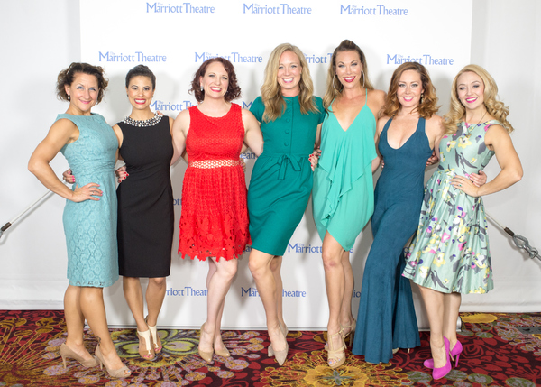Marya Grandy, Jessica Naimy, Ericka Mac, Allison Sill, Kristina Larson, Alexandra Palkovic, Laura Savage