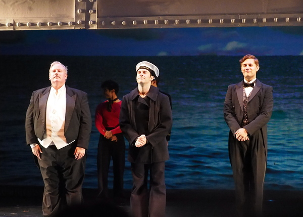 Photo Coverage: Curtain Call And Stage Door of Moonlight Stage Productions' TITANIC: THE MUSICAL