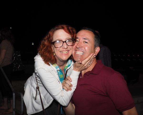 Karla Franko and Steven Glaudini