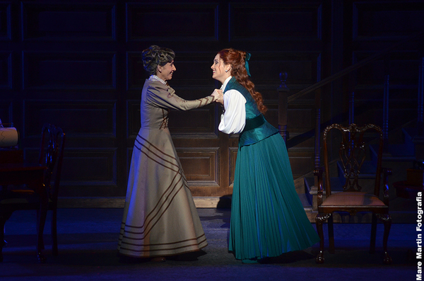 Photo Flash: First Look at Paulo Szot, Eliza Doolittle and More in MY FAIR LADY
