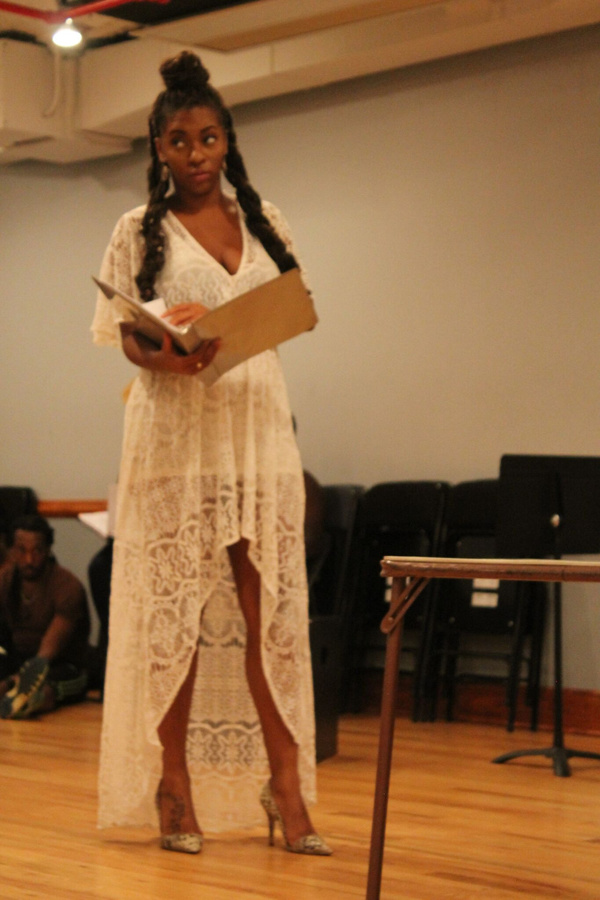 Photos: In Rehearsal with Brenda Braxton and More for THE JOINT at TNC's Dream Up Festival