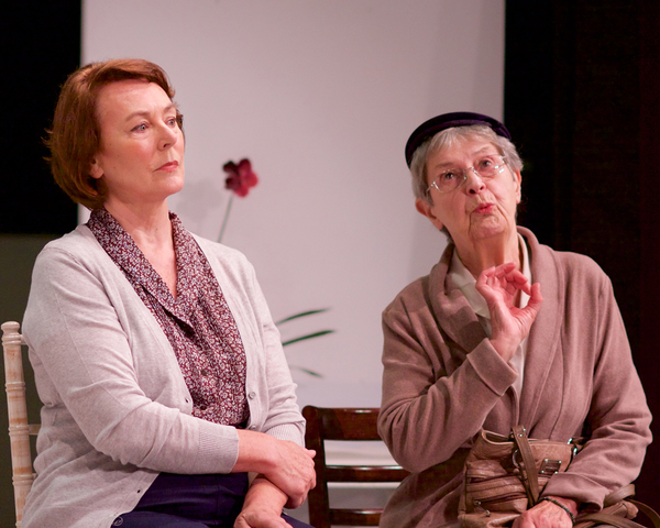 Photo Flash: First Look at THE CHALK GARDEN at The Sherman Playhouse