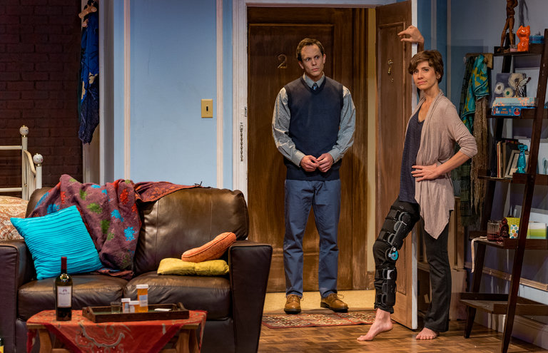 BWW Review: DANCING LESSONS at Penguin Repertory Theater